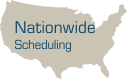 Nationwide Scheduling